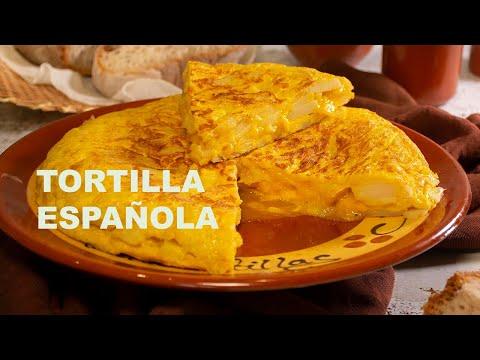 Trucos y Consejos Para Preparar La Tortilla Española