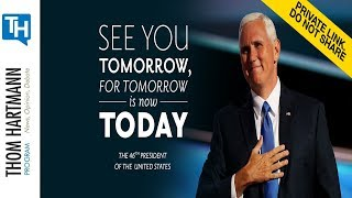 Is Mike Pence Running For President!
