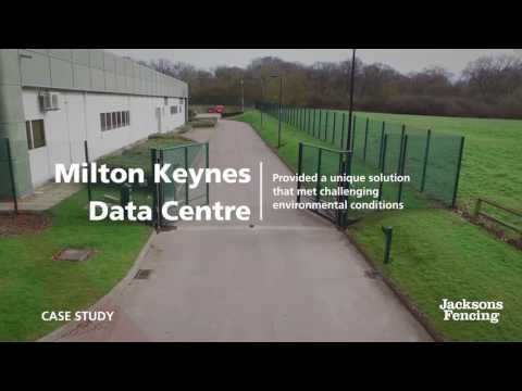 Jacksons Milton Keynes Data Centre Case Study