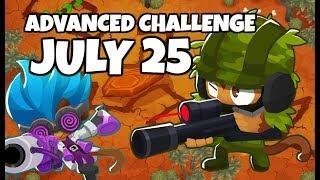 btd6 advanced daily july 25 - Thủ thuật máy tính - Chia sẽ kinh
