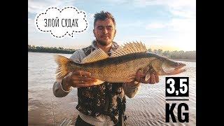 Рыбалка на реке тура 2019