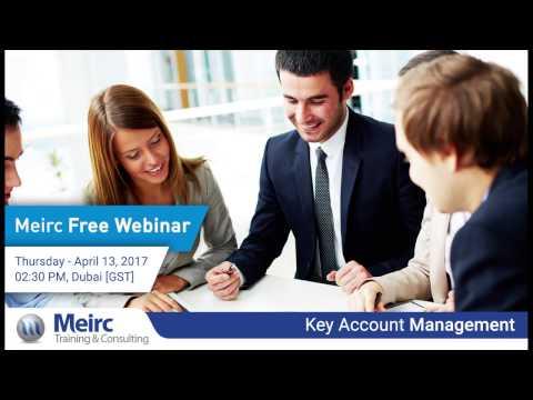 Key Account Management | Project Management | Dubai | Meirc ...