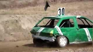 preview picture of video 'Stock-cars de Nueil-les-Aubiers (1) 12 août 2012 (1)'