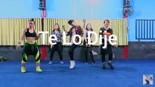 Te Lo Dije   Natti Natasha  Anitta (Choreography) ZUMBA || Dance || Fitness At AyuDanisa Balikpapan