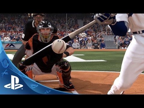 MLB 15 The Show Trailer | PS4 thumbnail
