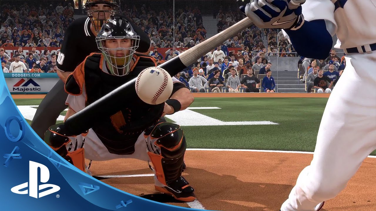 MLB 15 The Show Out 3/31 for PS4, PS3, and PS Vita