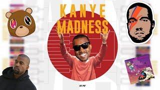 My Kanye Madness Bracket