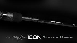 Feeder ZEMEX ICON Tournament 10 ft - 35 g от компании Спорттовары Рыболов - видео