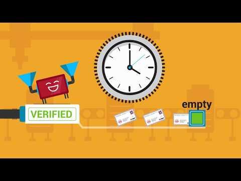 Sortierprozesse optimieren mit Videocodierung für Briefe und Pakte