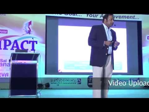 Career Planning | BV Prashanth |  TELUGU IMPACT Vizag 2014
