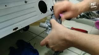 Ремонт стиральной машины Samsung. Замена насоса