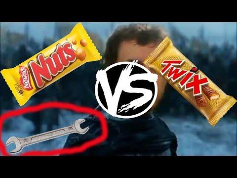 EvilArthas. Почему Папич изменяет Nuts  с Twix??