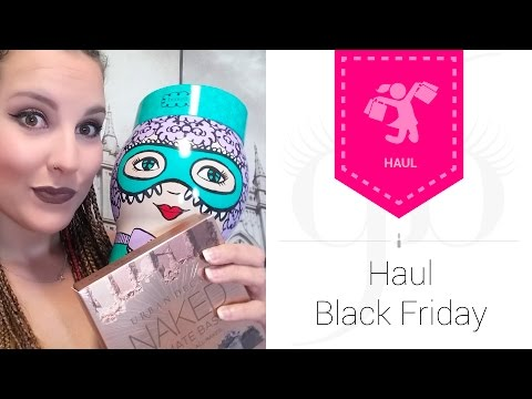 Haul Black Friday | AntesMuertaKSinRimel