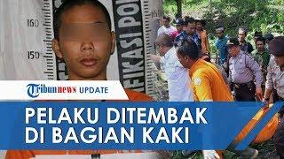 Pelaku Pembunuh Wanita Tanpa Busana di Kebun Jagung Ngawi Ditangkap, Tersangka Sempat Melawan