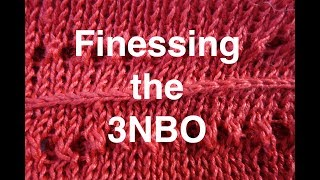 Three-Needle Bind Off Finessing // Technique Tuesday