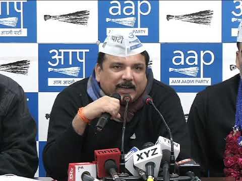 अब राज्यसभा में भी पहुंचा देश का आम आदमी, निर्विरोध चुने गए संजय सिंह, एन डी गुप्ता, सुशील गुप्ता