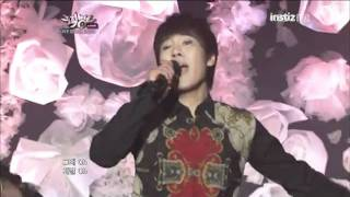 120106 CHAOS - She Is Coming (Hot Debut) @ Music Bank