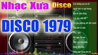 LK Hòa Tấu Disco 1979 Xưa - Bass Tréc Nghe Như Dội Nước | Nhạc Sống Cao Cấp