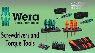 Wera Tools: Wera Screwdrivers and Torque Tools from AtuomationDirect