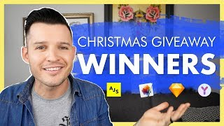 Designer Giveaway Winners