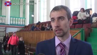 Открытый турнир ДНР по спортивной акробатике памяти Ивана Репунова