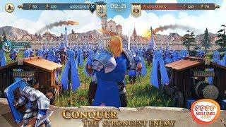 Legend: Rising Empire Android iOS Gameplay
