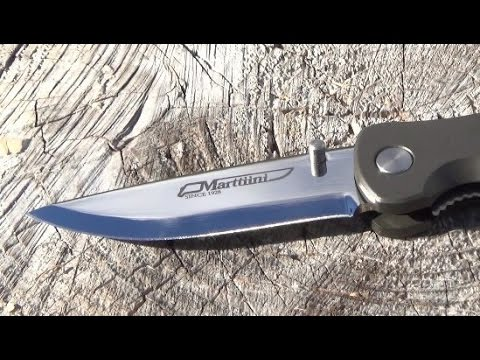 Marttiini Folding Handy ($30) Knife Review, Value From Finland