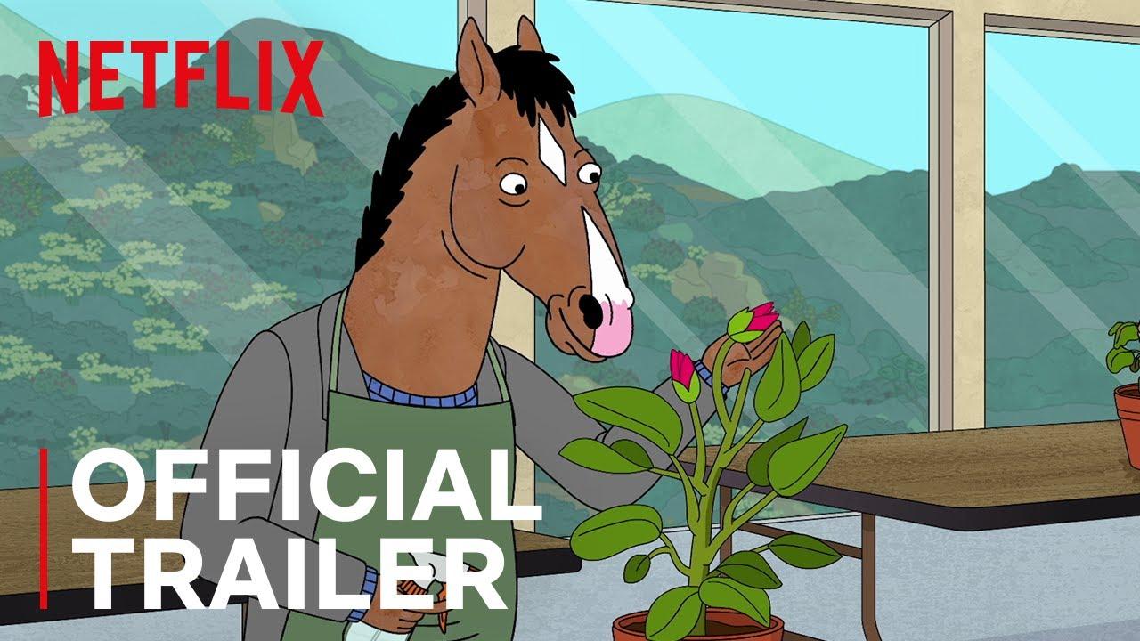 BoJack Horseman ganha trailer e pôster de sua temporada final na Netflix