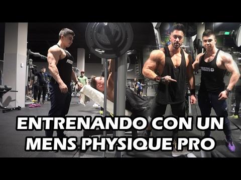 ENTRENANDO CON UN IFBB PRO | JUAN FARO MENS PHYSIQUE PROFESIONAL