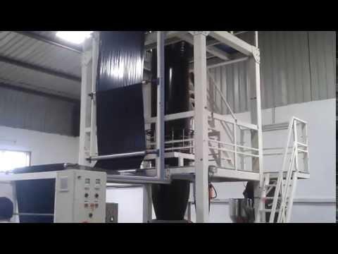 Monolayer Blown Film Plant Machine
