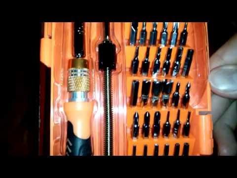 Feinmechaniker Werkzeug Präzisions Schraubendreher Set Handy, Tablet, PC, MacBook