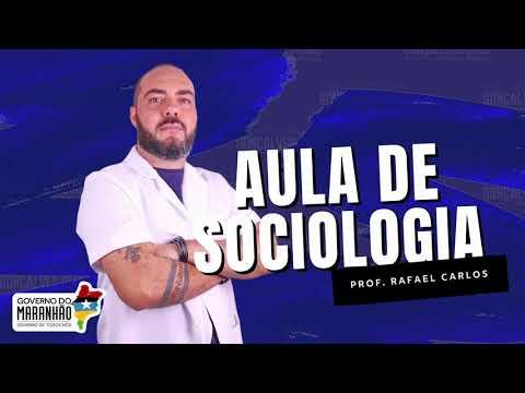 Aula 01 | Surgimento da Sociologia - Parte 01 de 03 - SOCIOLOGIA