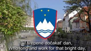 National Anthem of Slovenia - Zdravljica (A Toast)