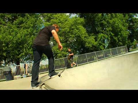 Green Lake Skate Park With Roder