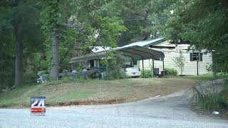 Deadly Structure Fire in Talladega County