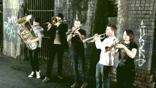 Killing in the Name (of Hosen) - Hosen Brass [Oompah Band Cover of RATM] Music Video