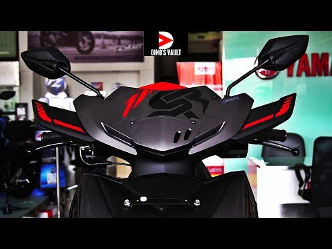 Yamaha Ray ZR Street Rally First Ride Review #ScooterFest