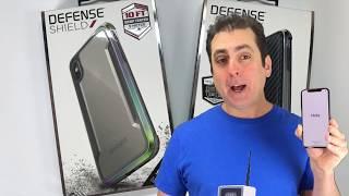 X Doria Defense iPhone X Case Sponsored Review