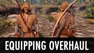 Skyrim Mod: Equipping Overhaul