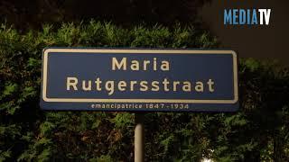 Mannen Dringen Woning Wethouder Binnen Maria Rutgersstraat Maassluis