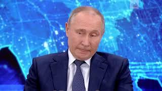 Dlaczego uważacie że jesteśmy debile?????? Putin odpowiada dziennikarzowi BBC.(Włącz polskie napisy)