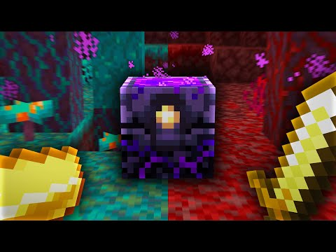 I Started in The Nether... (Challenge)