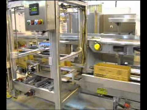 2-EZ HS HM Ergopack SSTL NEMA 4 Washdown High Speed Hand Packing Station