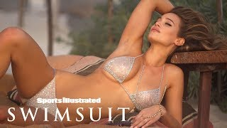 Hannah Jeter Unties & Unwinds Under The Rising Sun In Mexico | Sports Illustrated Swimsuit