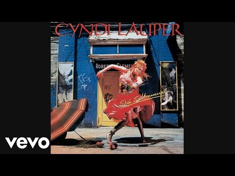 All Through the Night (1984) (Song) by Cyndi Lauper