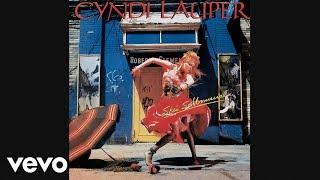 Cyndi Lauper - All Through the Night (Official Audio)