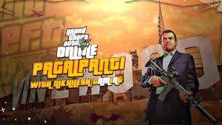 GTA V ONLINE RP LIVE || GTA 5 ONLINE SERVER [HINDI] |