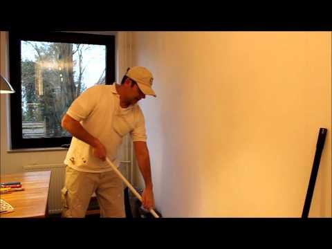 Decke streichen mit den richtigen Arbeitsmitteln - NewWonder555
