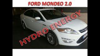 Ford Mondeo 2.0 hidrojen yakıt sistem montajı