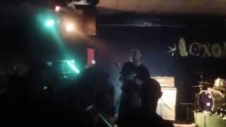 Toxoplasma (Deutsch Punk Koblenz) Polizeistaat Live @ Woodys Schleiz 2014